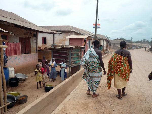Ekumfi Village